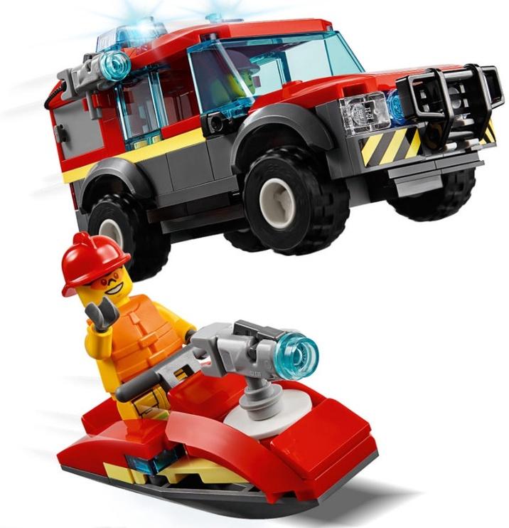 Konstruktorius LEGO® City 60215 Gaisrinė