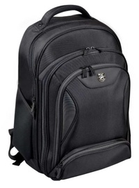 Port Designs Notebook Backpack 15-17'' Black