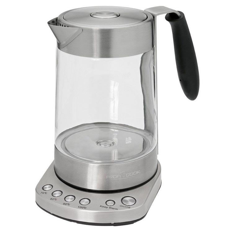Электрический чайник Proficook PC-WKS 1020, 1.7 л
