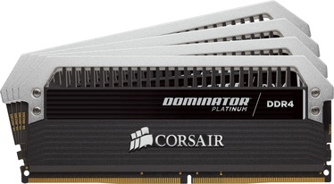 Corsair Dominator Platinum 64GB 2666MHz DDR4 CL15 KIT OF 4 CMD64GX4M4A2666C15