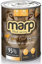 Marp Think Variety Grass Field Turkey & Buffalo & Lamb 400g