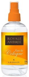 Odekolons Legrain Royale Ambree EDC, 240 ml
