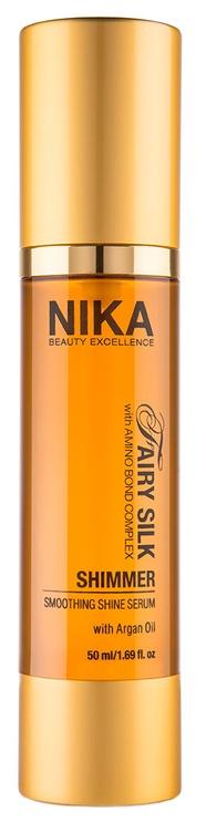 Nika Fairy Silk Shimmer Smoothing Shine Serum 50ml