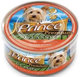 Prince Premium Classic Chicken & Tuna & Crabstick 170g