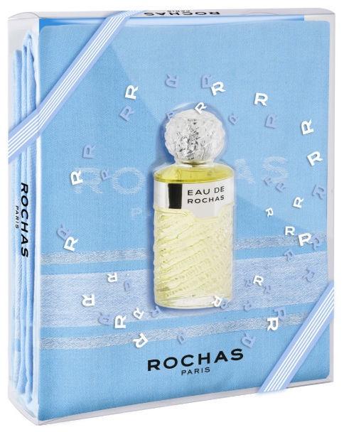 Набор для женщин Rochas Eau de Rochas 100 ml EDT + Towel