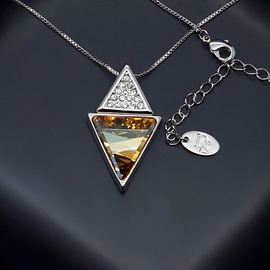 Diamond Sky Pendant Osiris III With Swarovski Crystals