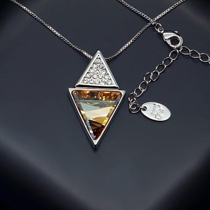 Diamond Sky Pendant Osiris III With Swarovski Crystals