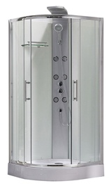 Masažinė dušo kabina Domoletti K1871-1, 90x90x218 cm
