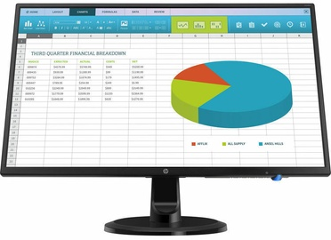 "Monitorius HP N246v, 23.8"", 5 ms"