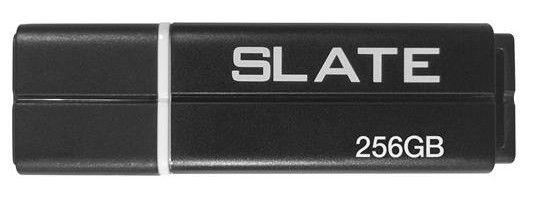 Patriot 256GB Slate USB 3.1 Black