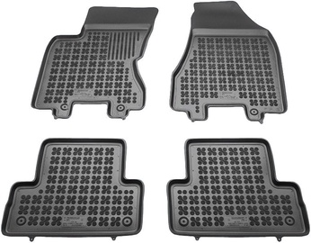 Резиновый автомобильный коврик REZAW-PLAST Nissan X-Trail II 2007-2013, 4 шт.