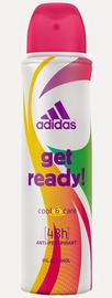 Adidas Get Ready! 150ml Antiperspirant Woman