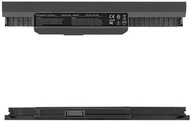 Аккумулятор для ноутбука Qoltec Long Life Notebook Battery For Asus A32-K53 4400mAh