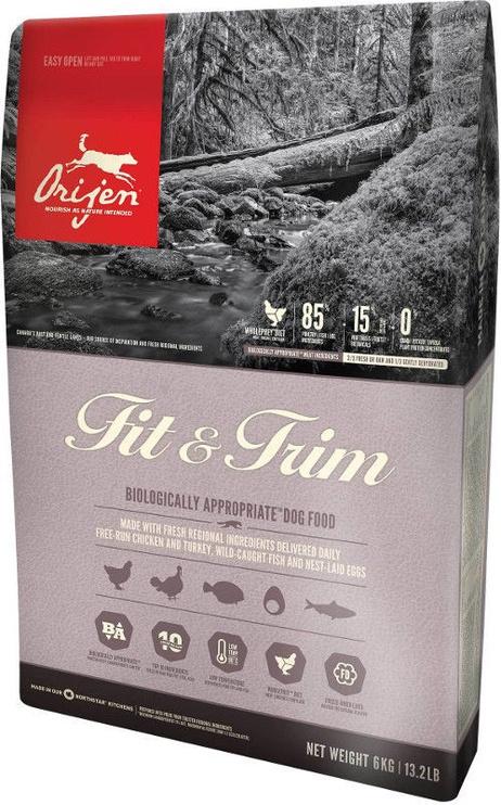 Orijen Fit & Trim Dog Food 2kg