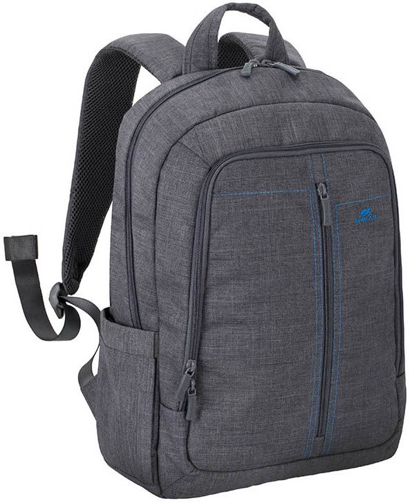 Rivacase 7560 Laptop Backpack 15.6'' Grey