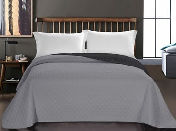 DecoKing Axel Bedcover Charcoal/Silver 200x220