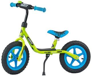 Milly Mally Dusty 12'' Balance Bike Green Blue 51141