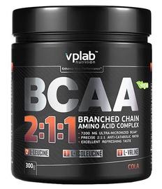 VPLAB BCAA 2:1:1 300g Cola