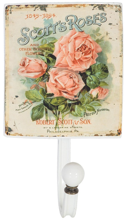 Home4you Wall Hanger Ventura Roses 76309