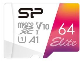 Mälukaart Silicon Power Elite SP064GBSTXBV1V20SP, 64 GB