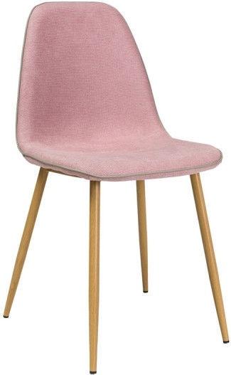 Стул для столовой Signal Meble Dual Pink, 1 шт.