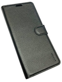 Devia Flip High Quality Book Case For Samsung Galaxy Note 9 Black