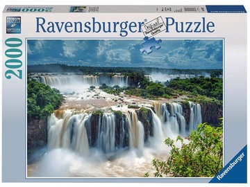 Dėlionė Ravensburger Waterfalls Of Iguazu, 2000 dalių
