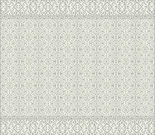 Ковер Oriental Weavers Norway 6664_EM1 E, серый/многоцветный, 235x160 см