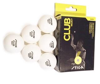 Stiga Club Select White
