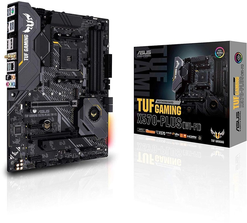 Mātesplate Asus TUF Gaming X570-Plus(Wi-Fi)