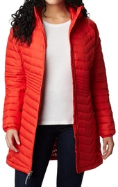 Columbia Powder Lite Mid Womens Jacket 1748311843 Bold Orange M