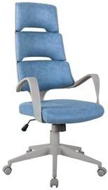 Halmar Office Chair Calypso Blue/Grey