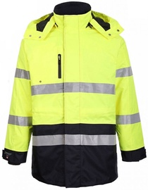 Pesso Winter Jacket Montreal Yellow/Navy 2XL