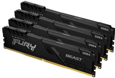 Оперативная память (RAM) Kingston Fury Beast DDR4 32 GB CL15 3000 MHz