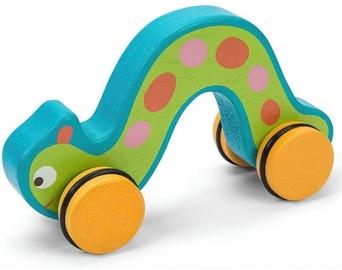 Le Toy Van Petilou Speedy Caterpillar On Wheels