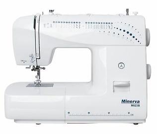 Šujmašīna Minerva M823B, elektromehānisks