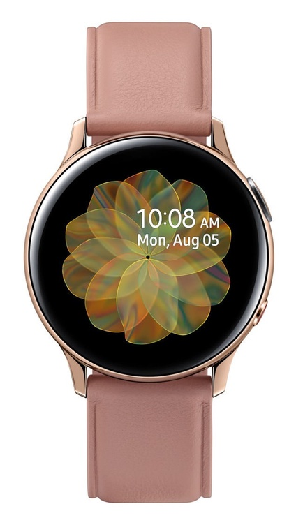 Samsung SM-R835 Galaxy Watch Active2 40mm LTE Stainless Steel Gold
