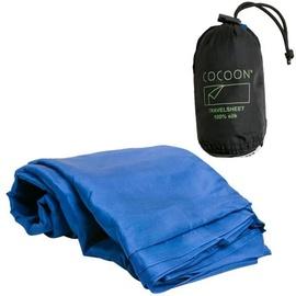 Cocoon Mummy Liner Silk Blue