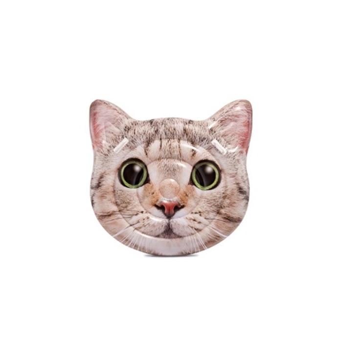 Pripučiamas plaustas Intex Cat Face, 147 x 135 cm
