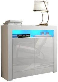 Pro Meble Milano PKC 2D With Light White