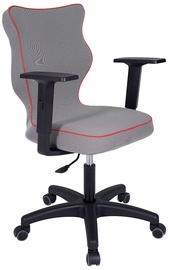 Entelo Office Chair Nero Black/Grey AT03