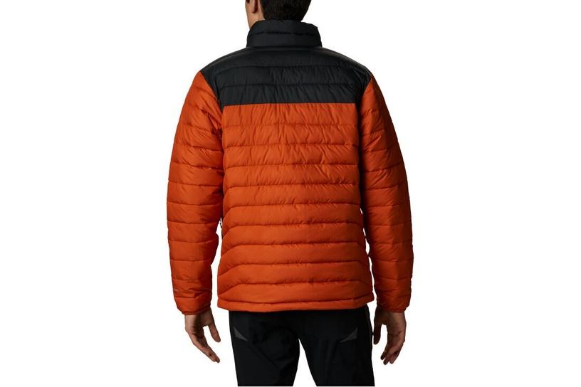 Пиджак Columbia Powder Lite Mens Jacket 1698001820 Harvester/Shark M