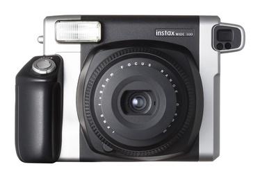 Momentinis fotoaparatas Fujifilm Instax Wide 300, juodas