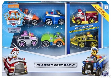 Spin Master Paw Patrol Classic Gift Pack 6pcs 6053362