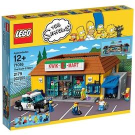 Konstruktor LEGO The Simpsons The Kwik-E-Mart 71016