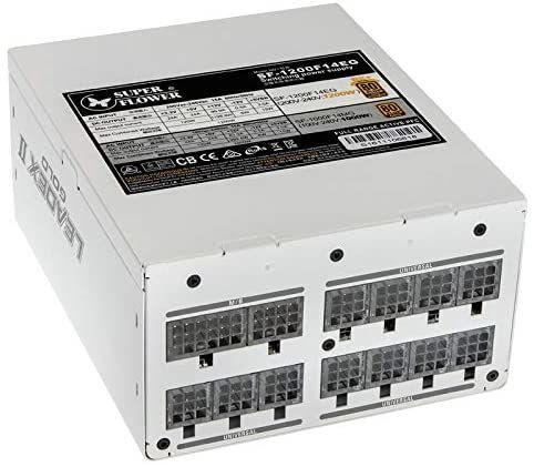 Super Flower Leadex II 80 Plus Gold PSU 1200W White