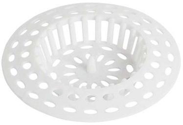 Spirella Sieve For Sink 2PCS Ø7 White Plastic