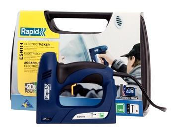 Elektrinis kabių ir vinių kalimo įrankis Rapid ESN114