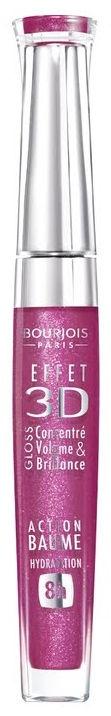 Блеск для губ BOURJOIS Paris 3D Effet 23, 5.7 мл