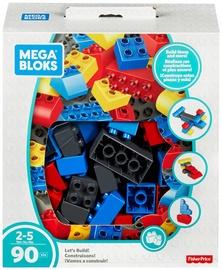Mega Bloks Mini Jumbo Box FLY44